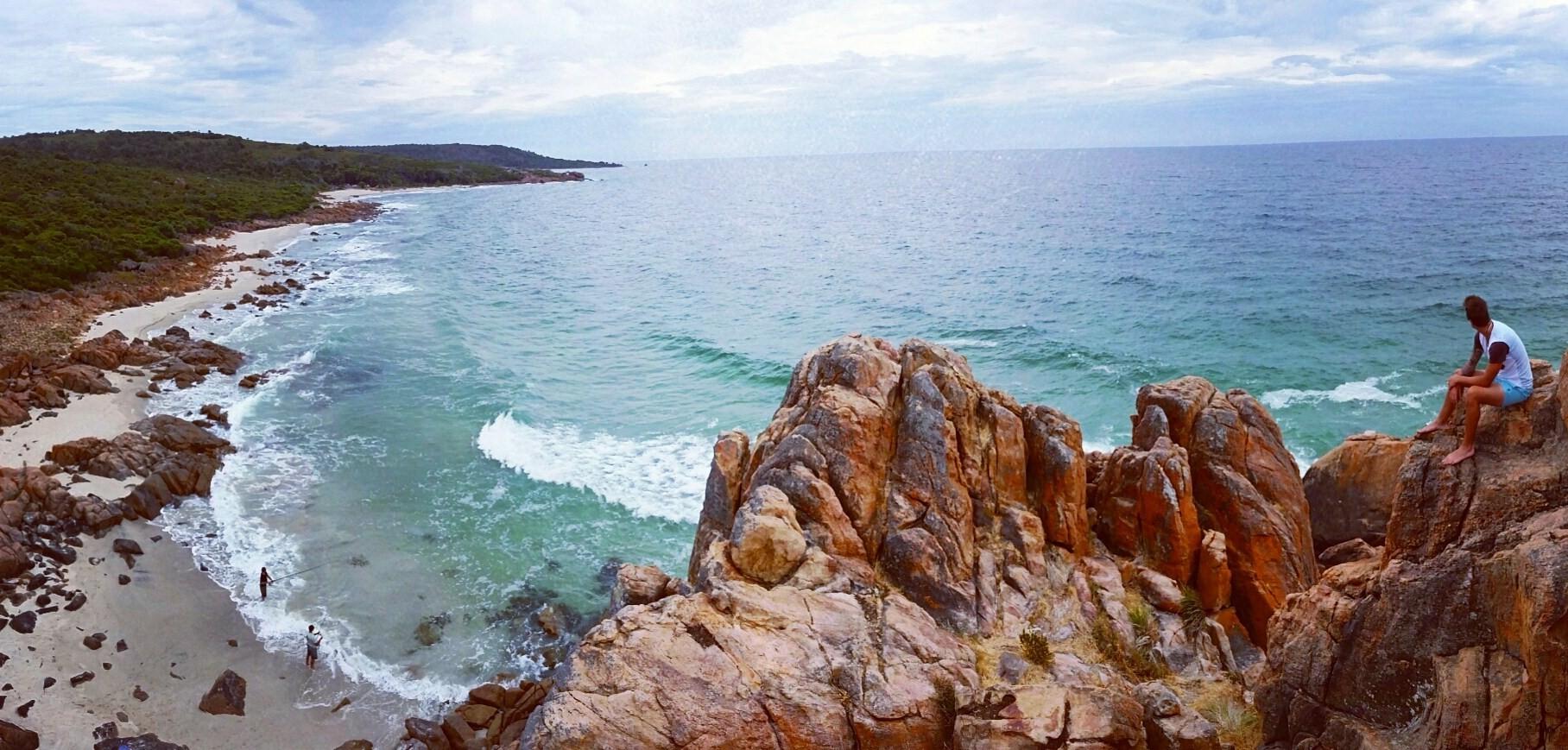 Castle Rock Close to Seabreeze Chalets Yallingup