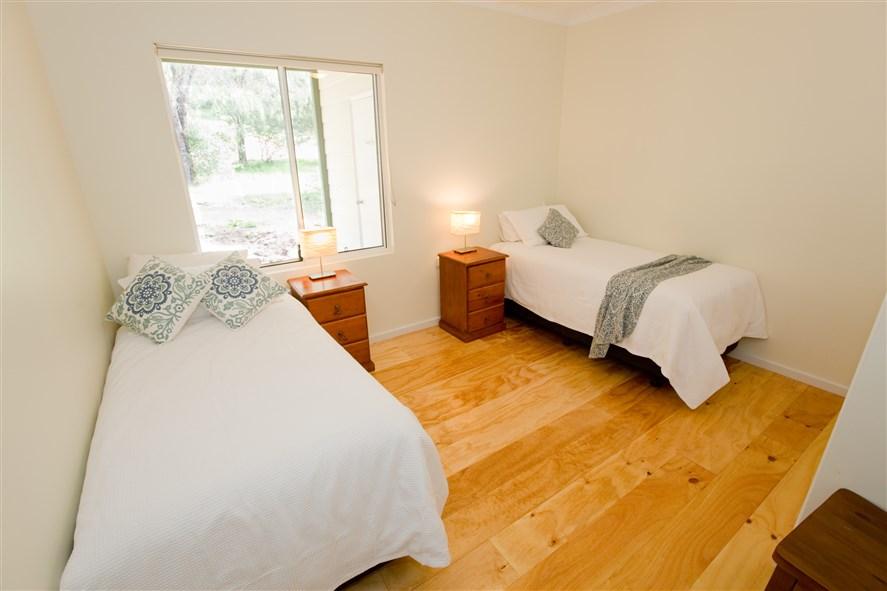SeaBreezeChalets West bedroom